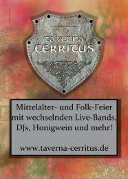 Taverna Cerritus - Folk- und Mittelalterkonzerte in Hamburg